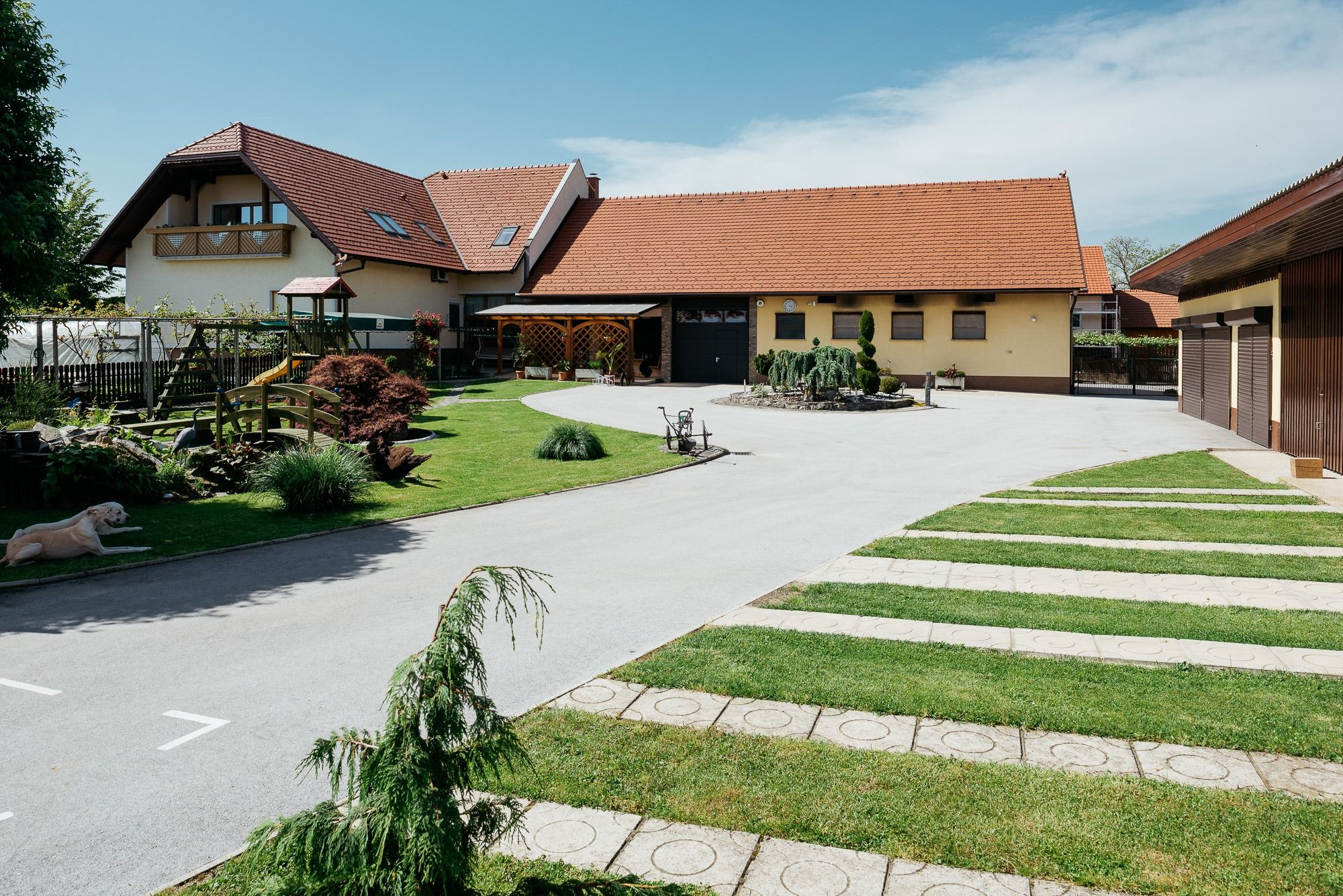 Kmetija Paldauf - BeEko